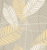 foliage seamless  pattern3 - 242076095