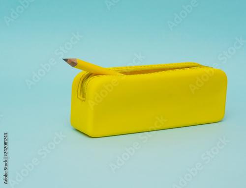 Canvas Print Pencil case