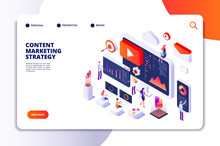 Content Marketing Landing Page...