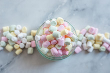 Colorful Mini Marshmallow
