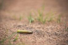 Assault Rifle Bullet Shell