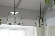 Chandelier, Modern Style Lamp