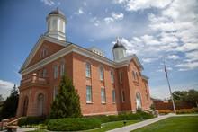 Vernal, Utah LDS Temple