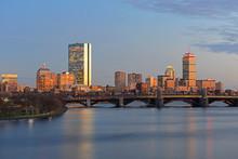 Boston John Hancock Tower, Pru...