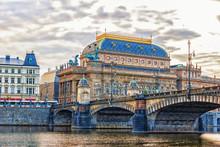 National Theatre Of Prague, Vi...