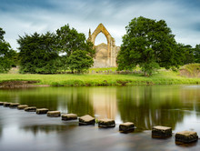 Bolton Abbey Stepping Stones