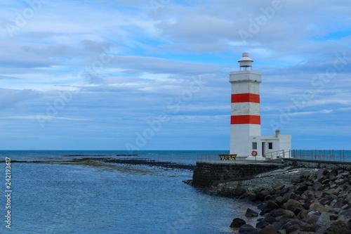Valokuva  The old lighthouse in Gardur