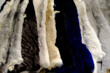 Mink Fur For The Production Of...
