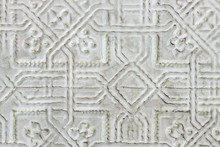 Pattern In Pressed Tin