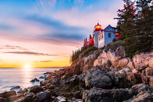 Bass Harbor Head Lighthouse At...