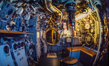 Inside A Submarine