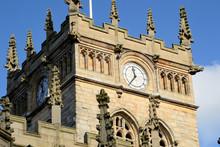 Wigan Parish Church Clock Towe...