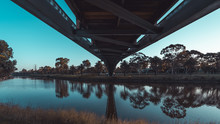 Bridge Over The Maribyrnong Ri...