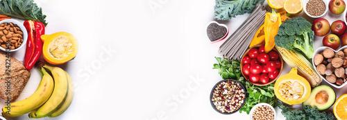 Fotografia High Fiber Foods