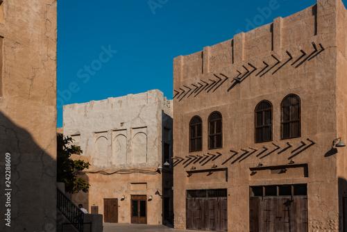 Foto  Heritage Village in Dubai, Bastakiya, Al Seef