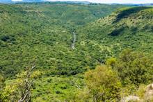 The Umgeni River Valley, Kwazulu Natal, South Africa.