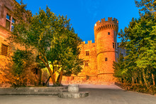 Rhodes, Greece - Palace Of The...