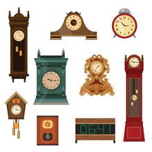 Set Of Vintage Watches Handmad...
