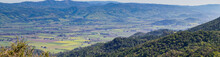 Panorama Of Napa Valley From S...