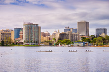 Downtown Oakland As Seen From ...