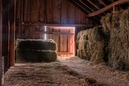 Obraz na płótnie Hay Loft