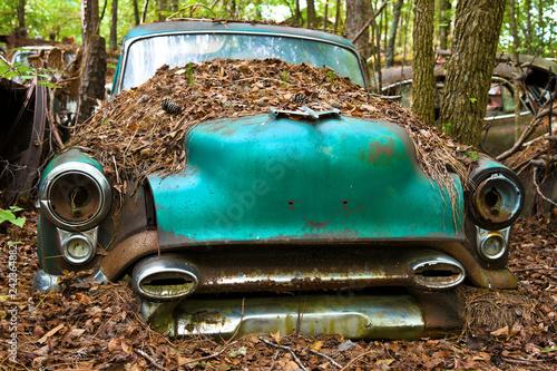 Old Scrap Car © EyeMark