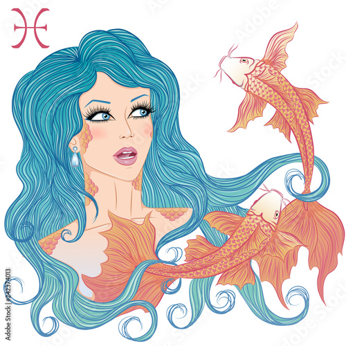 Vászonkép Zodiac