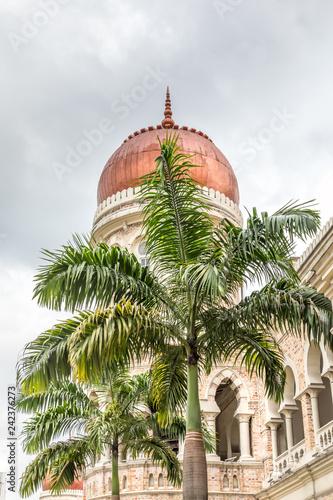 Photo Sultan Abdul Samad building