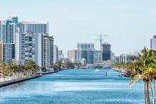 Hollywood Miami Florida Beach ...