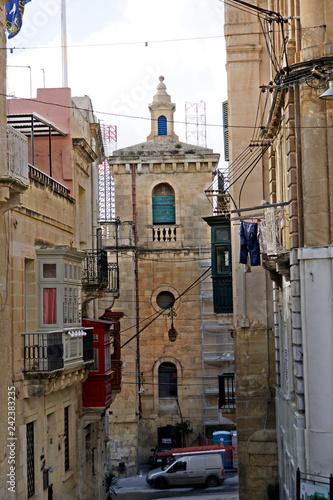 Foto  Historische Altstadt von Vittoriosa