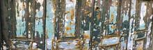 Distressed Wooden Doors