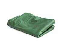 Folded Green Plastic Sheet On ...
