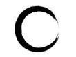 Grunge black brush circle.Grunge oval element.Grunge logo.