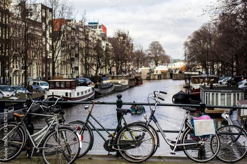 Fototapety, obrazy: Amsterdam trip