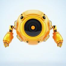 Huge Aerial Diver Bot