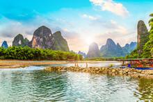 The Beautiful Landscape Of Gui...