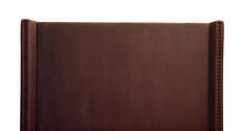 Bown Soft Velvet Bed Headboard...