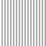 Gray and White Stripes Seamless Pattern - Narrow vertical gray and white stripes seamless pattern - 242509400
