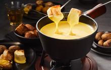 Dipping Into A Gourmet Cheese Fondue
