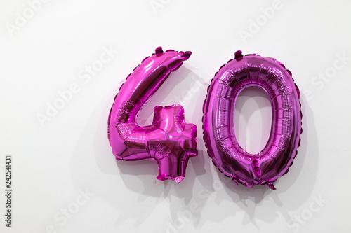 Photographie  balão 40