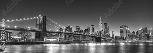 Printed kitchen splashbacks Brooklyn Bridge Brooklyn Bridge