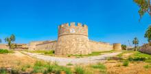 Othello Castle At Famagusta, Cyprus