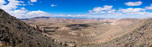 Panoramic View Of The High Des...