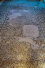 Achille Mosaics At Paphos Arch...