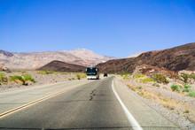 Tour Bus Driving Through Death...