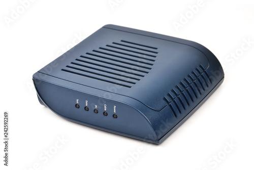 Fotografía  Coax cable modem