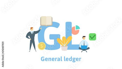 Photo GL, General Ledger