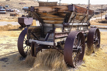 The Ghost Town Of Bodie, An Ab...