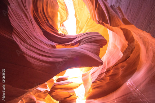 Recess Fitting Bordeaux Lower Antelope Canyon