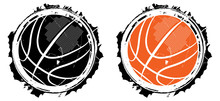 Basketball Design- Vector Illu...